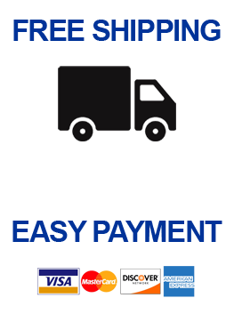 Shipping and Payment Promo - Left Side PDP
