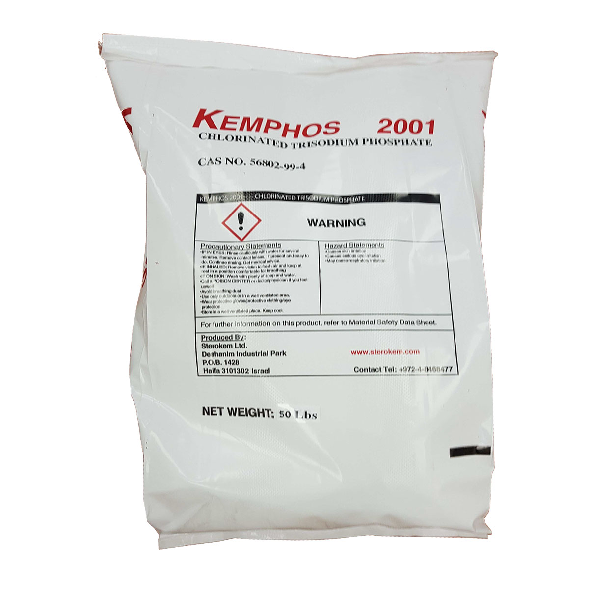 Kemphos 2001